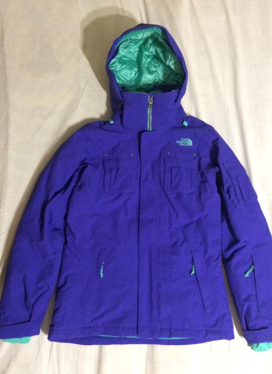 Женская оригинальная горнолыжная куртка The North Face Hyvent S