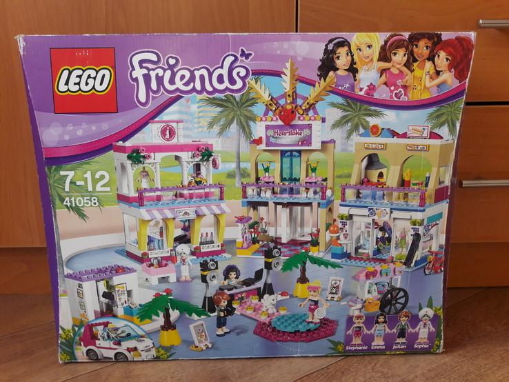 """Lego Friends 41058 """"Хартлейк Сити"""""""
