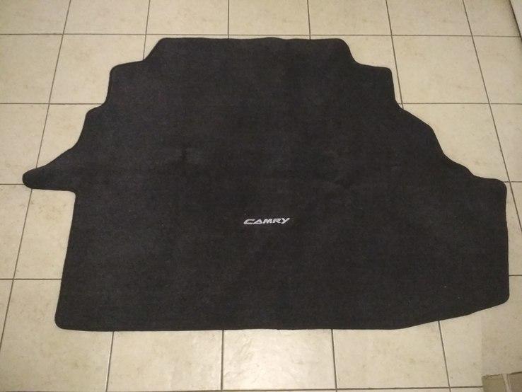 Коврик для багажника Toyota Camry