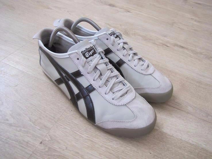 Модные мужские кроссовки asics onitsuka tiger mexico 66