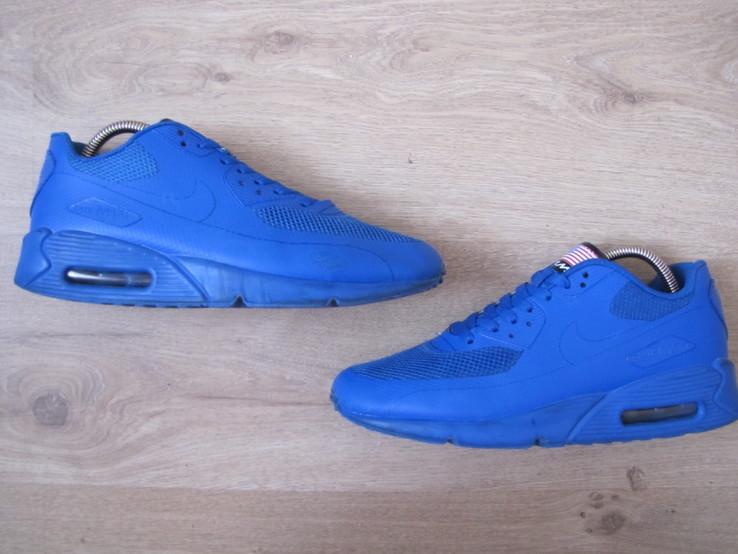 Модные мужские кроссовки Nike air max 90 usa flag оригинал в хорошем состоянии