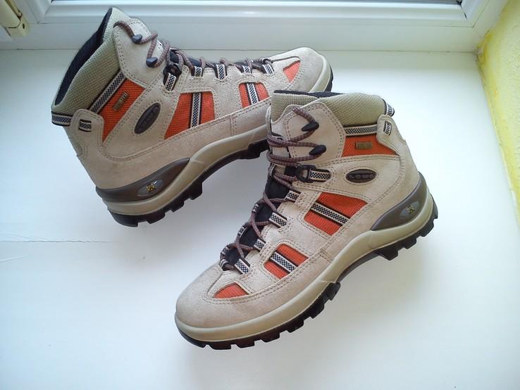 Ботинки Lowa Wexford из Натуральной Кожи (Розмір-38\24.5)