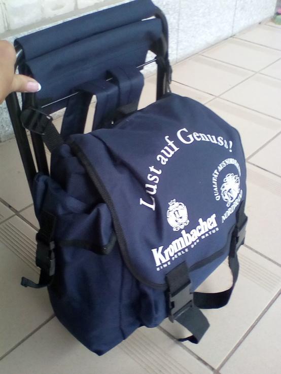 Рюкзак с креслом новый