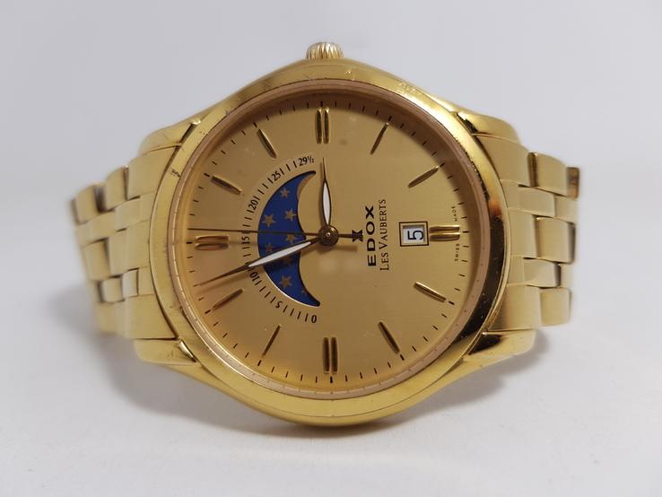 Часы Edox Les Vauberts 79005 Оригинал