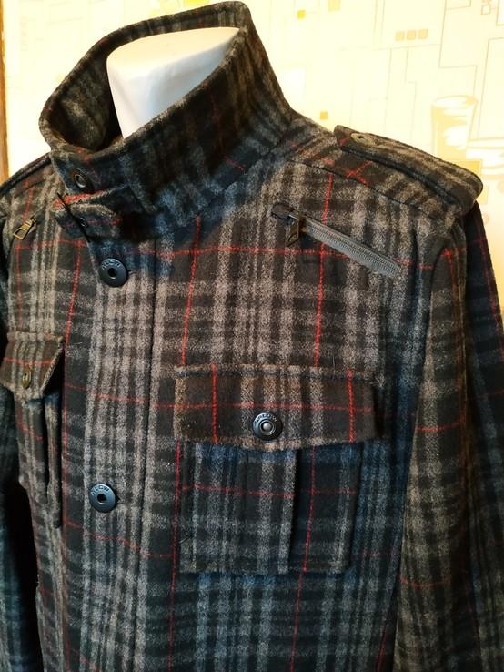 Пальто утепленное новое ANGELO LITRICO p-p XL