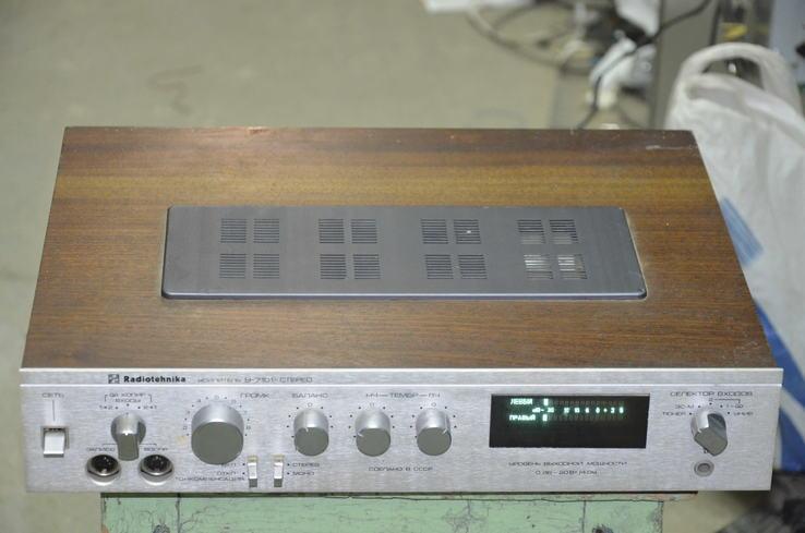 Усилитель Радиотехника У-7101 (Radiotehnika U-7101)