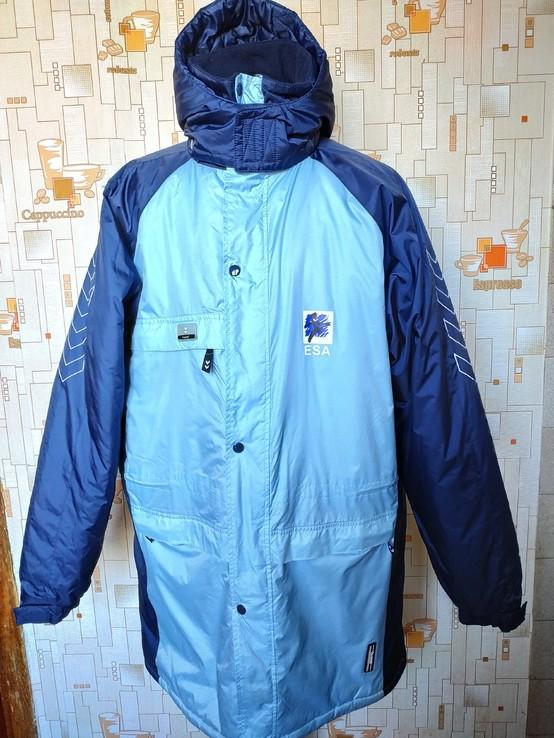 Куртка спортивная утепленная HUMMEL реглан р-р XL