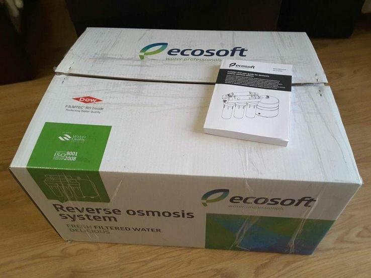 Фільтр, система очистки води зворотнього осмосу Ecosoft MO650ECOSTD*М