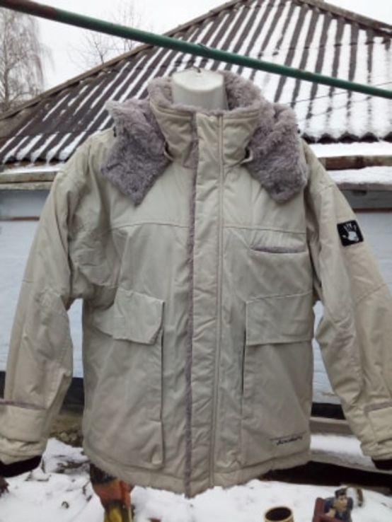 Зимняя куртка с мехом EX10 размер М