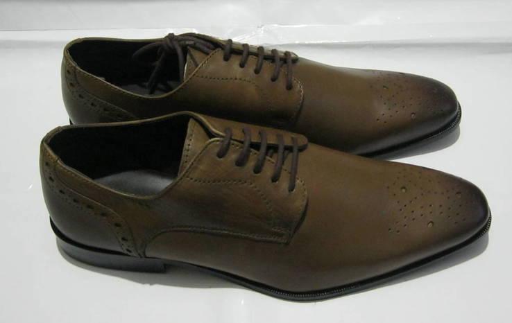 Мужские туфли Pierre Cardin 43 р.
