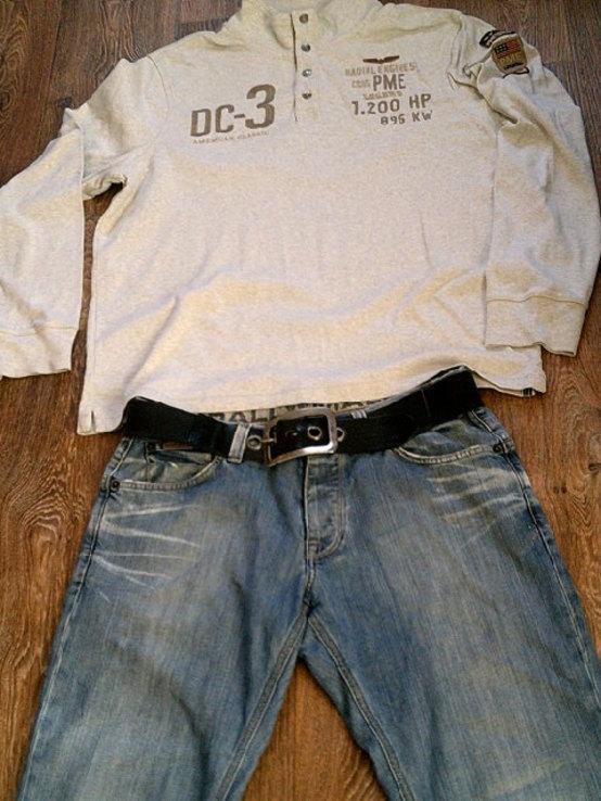 PME Legend  (USA) - фирменные штаны+рубашка+свитер