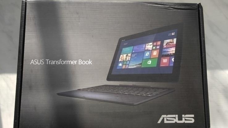 Новый планшет ноутбук Asus Transformer Book