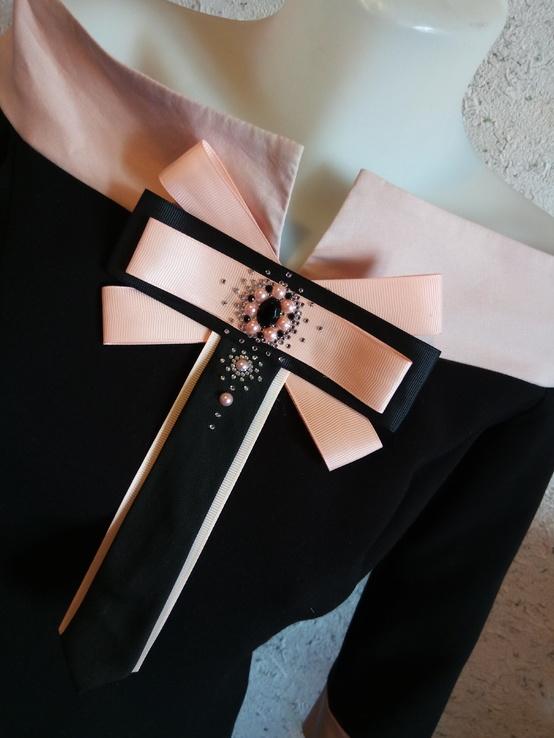 Аксессуар женский галстук