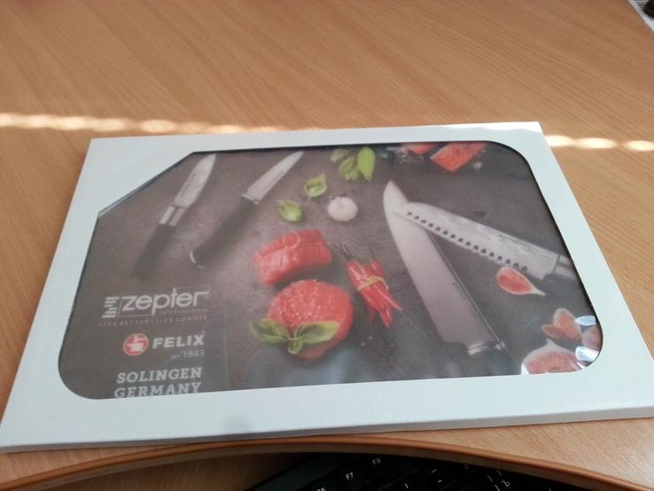 Кухонная доска фирмы zepter