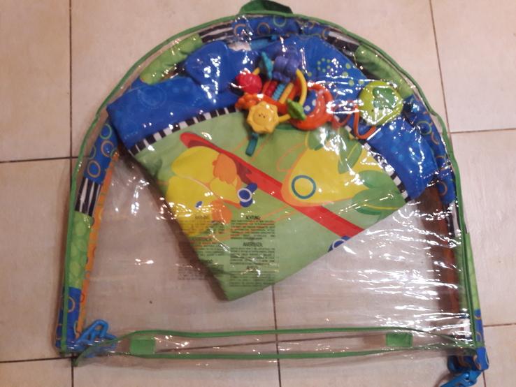 Дитячий розвиваючий коврик