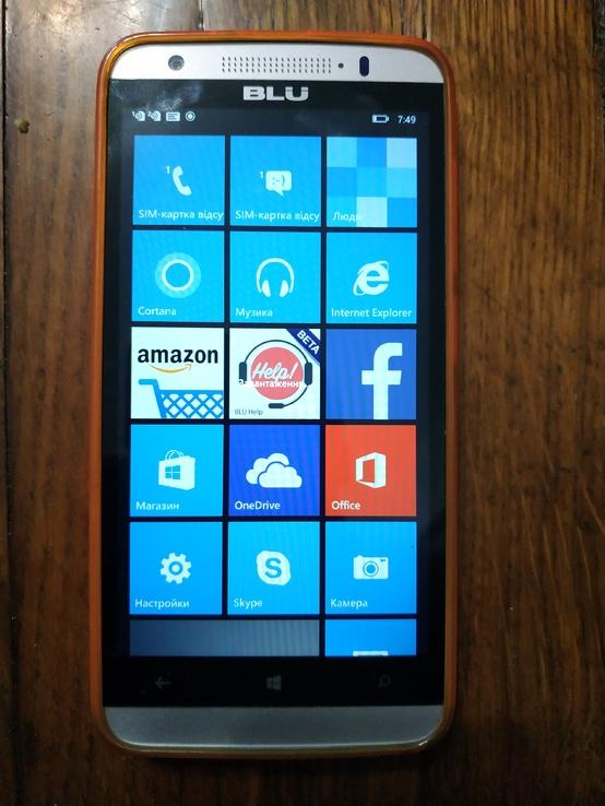 Телефон BLU Win HD LTE