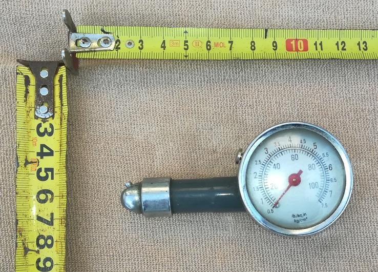 Тестр перевірки тиску в колесах,авто-мото техніки.