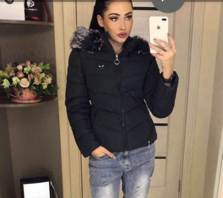 Женская стильная куртка. 48р.