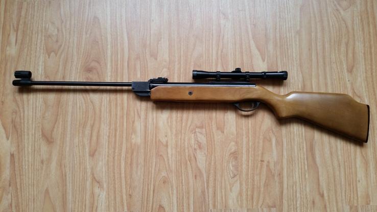 Пневматическая винтовка МР 512