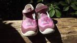 Туфли IMAC для девочки замшевые 23 размер. photo 3