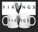 Кружка Викинги.