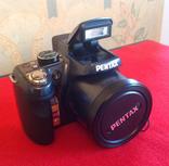 Pentax x90, Цифровой фотоаппарат, 26 кратный оптический зум.