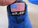Модные мужские кроссовки Nike air max 90 usa flag оригинал в хорошем состоянии photo 7