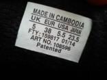 Кросовки SALOMON из Натуральной Кожи (Розмір-38\24.5) photo 11