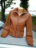 Куртка Vila из Натуральной Кожи photo 1