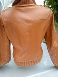 Куртка Vila из Натуральной Кожи photo 4