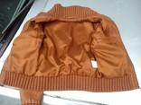 Куртка Vila из Натуральной Кожи photo 7