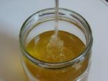 Мед з домашньої пасіки (травневий+акація 2 л.,чиста вага меду 2.8кг.) photo 3
