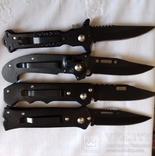 Ножи 4 шт с прищепкой и предохранителем photo 3