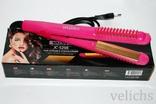 Плойка-утюжок для волос Nova JC-5298 photo 3