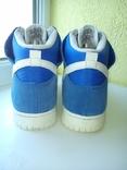 Кросовки Nike Dunk High 08  из Натуральной Кожи (Розмір-44) photo 4