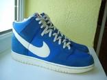 Кросовки Nike Dunk High 08  из Натуральной Кожи (Розмір-44) photo 5