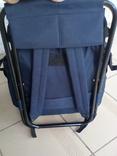 Рюкзак с креслом новый photo 3