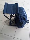 Рюкзак с креслом новый photo 7