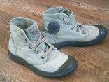 Palladium - фирменные кеды кроссовки  разм.40 photo 1