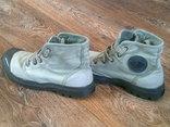Palladium - фирменные кеды кроссовки  разм.40 photo 3