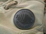 Palladium - фирменные кеды кроссовки  разм.40 photo 7