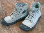 Palladium - фирменные кеды кроссовки  разм.40 photo 10