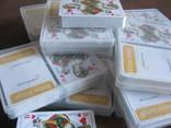 Карти гральні нові Німечина 55 карт, 20 колод photo 3