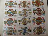 Карти гральні нові Німечина 55 карт, 20 колод photo 4