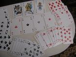 Карти гральні нові Німечина 55 карт, 20 колод photo 6