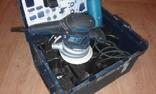 Эксцентриковая шлифмашина BOSCH GEX 125-150 AVE Professional photo 6