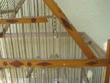 Клетка для птиц. photo 4
