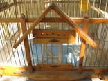 Клетка для птиц. photo 5