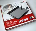 Графический планшет Genius G-Pen F610 photo 1