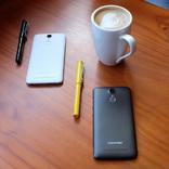 HOMTOM HT27 Black 5.5'' 1Gb 8Gb 4ядра 3000mAh 3G + Подарок photo 3